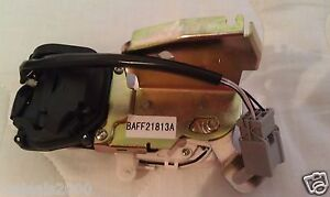 FORD AU BA BF FALCON Door Lock Actuator Front Left BAFF21813A