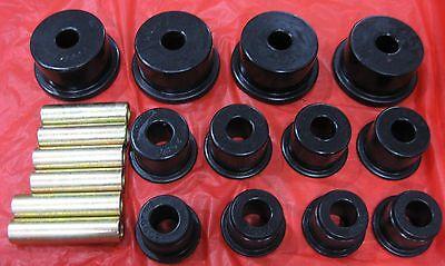 Rear Leaf Spring Bushing Eye Set 84-01 Jeep Cherokee Comanche XJ Insert 22109