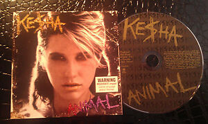 KESHA-CD-ANIMAL-2010-MADE-IN-AUSTRALIA