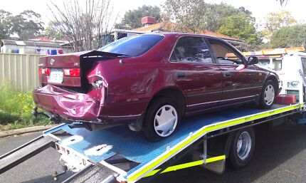 Kwinana based towing and wreck removals towing from $70 Orelia Kwinana Area Preview