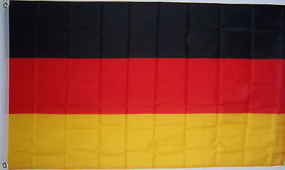 3x5 Germany Flag German Premium Banner FAST USA SHIPPING