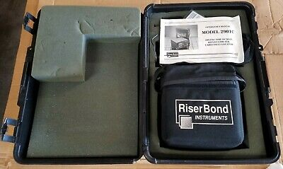 Riser-bond Digital Time Domain Reflectometer 2901ccable Fault Locator With Case