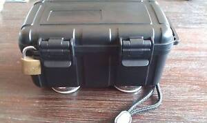 XL Magnetic Stash Box Hidden Safe Container Safe Car Waterproof Perth Perth City Area Preview