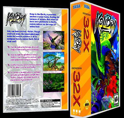 Buy Cheap Universal Sega 32x Replacement Case no Game! Kolibri