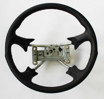 95-97 Chevrolet C1500 K1500 Tahoe Yukon S10 Replacement Leather Steering Wheel