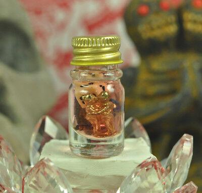 Love Potion Oil Inn attract More Love sex wealth Thai Magic Herbal Charm Amulet