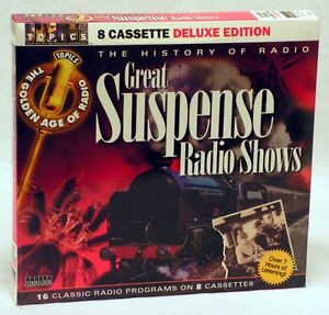 16 Old Time Radio SUSPENSE Shows 1940 1950 Jack Benny++