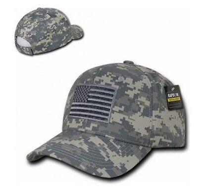 de42dfcf7fc88 Rapid Dominance Embroidered Operator Flag Baseball Cap Hat C