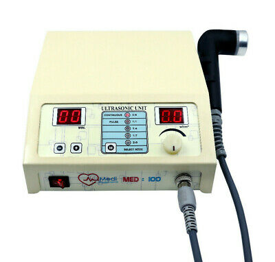 Portable Ultrasound Therapy Machine Pain Relief 1 Mhz Chiropractic Massager Unit