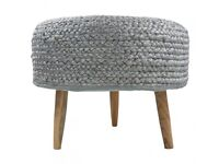 Nattiot Woven Stool BRAND NEW WITH TAGS