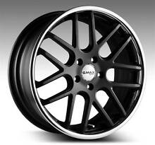 """(Commodore) G.MAX Inertia 20"""" 2-Piece Wheel + 20"""" Tyre Package Mitcham Whitehorse Area Preview"""