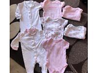 Girls First Size Bundle