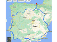 Spain, Portugal by Motorhome. Come join me