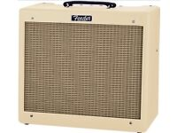 As new Rare Fender Blues Junior III, Sandy Blonde rrp £658 limited edition custom color