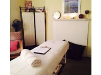 Massage appointments Central Exeter