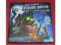 'Ghost Fightin' Treasure Hunters' Board Game (as new)