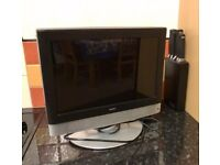 15 inch Bush HD LCD television with remote. HARDLY USED