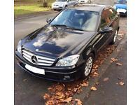 Mercedes Benz CLC 200 CDI Diesel - Black & low mileage 58k + 2 keys