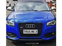 Audi s3 ***in stunning blue***