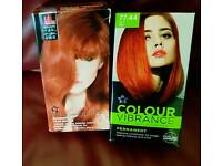 Superdrug hair dye hot red same colour just different design
