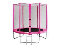 Pink 6ft Trampoline