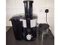 Cookworks whole fruits/veg juicer