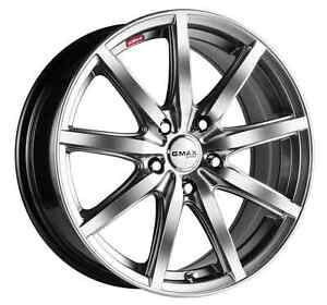 16-G-MAX-Kaya-Wheels-and-205-55-16-Tyre-Package-for-Holden-TM-Barina-800