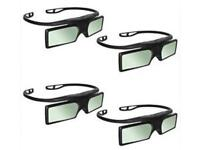 3D glasses for Sony tv , active 3D glasses bran new