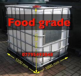 IBC container tank