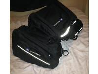 Motorcycle panniers £80 ono