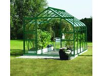 Vitavia Greenhouses from £336.00 at Millbank Sectional Buildings, Hellesdon Barns.