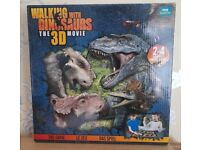 BBC EARTH - WALKING WITH DINOSAURS BOARD GAME