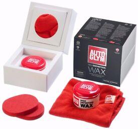 Autoglym High Definition Car Wax Kit HD Waxing Polish Kit NEW BOXED