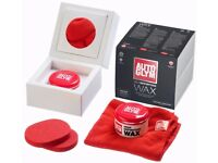 Autoglym High Definition Car Wax Kit HD Waxing Polish Kit NEW BOXED