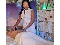 Thai warm oil massage full body Swedish Relaxing Massage services unwind . call Susan 07957 450075