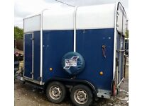 Ifor 505 Horse Trailer (2003)