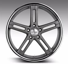 """G.MAX 20"""" Kratos (2-Piece Wheel) + Tyre Package for Commodore Mitcham Whitehorse Area Preview"""