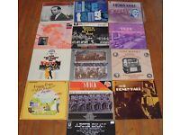 100+ Easy Listening/Dance Band/Vocal/Instrumental Vinyl LPs Glasgow Pollokshields collection only