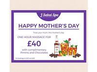 J Sabai Spa, Massage & Beauty Treatments