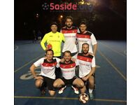 Spaces Availaible - 5aside league in Battersea!