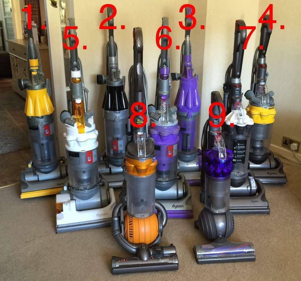 refurbished dyson vacuums bought sold and repaired in burnham on sea somerset gumtree. Black Bedroom Furniture Sets. Home Design Ideas