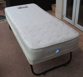 SINGLE BED ( COLLAPSABLE )