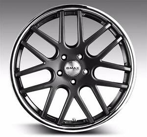 "(Commodore) G.MAX Inertia 20"" 2-Piece Wheel + 20"" Tyre Package Mitcham Whitehorse Area Preview"
