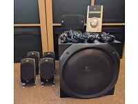Logitech Z-5500 THX Certified 5.1 Speakers