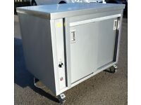 catering equipment / HOT CUPBOARD / plate warmer (1m)
