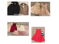 GIRLS CLOTHES sand SHOES