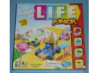 'Game Of Life Junior' Board Game (new)