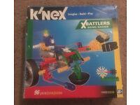 K'nex Xbattlers Bionic Bashers set