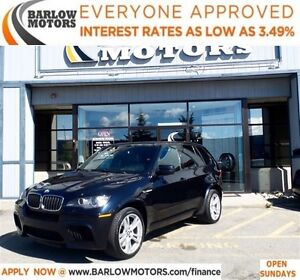 2010 BMW X5 M *EVERYONE APPROVED* APPLY NOW DRIVE NOW.