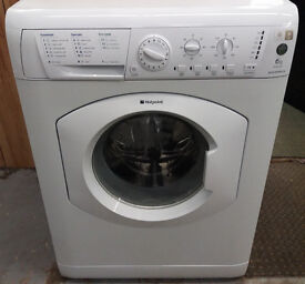 £120 Hotpoint Washing Machine – 6 Months Warranty